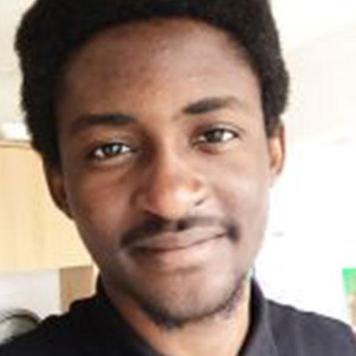 Nigerian student