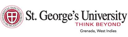 St Georges University logo