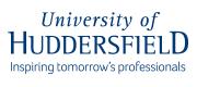 University of Hudderfield logo