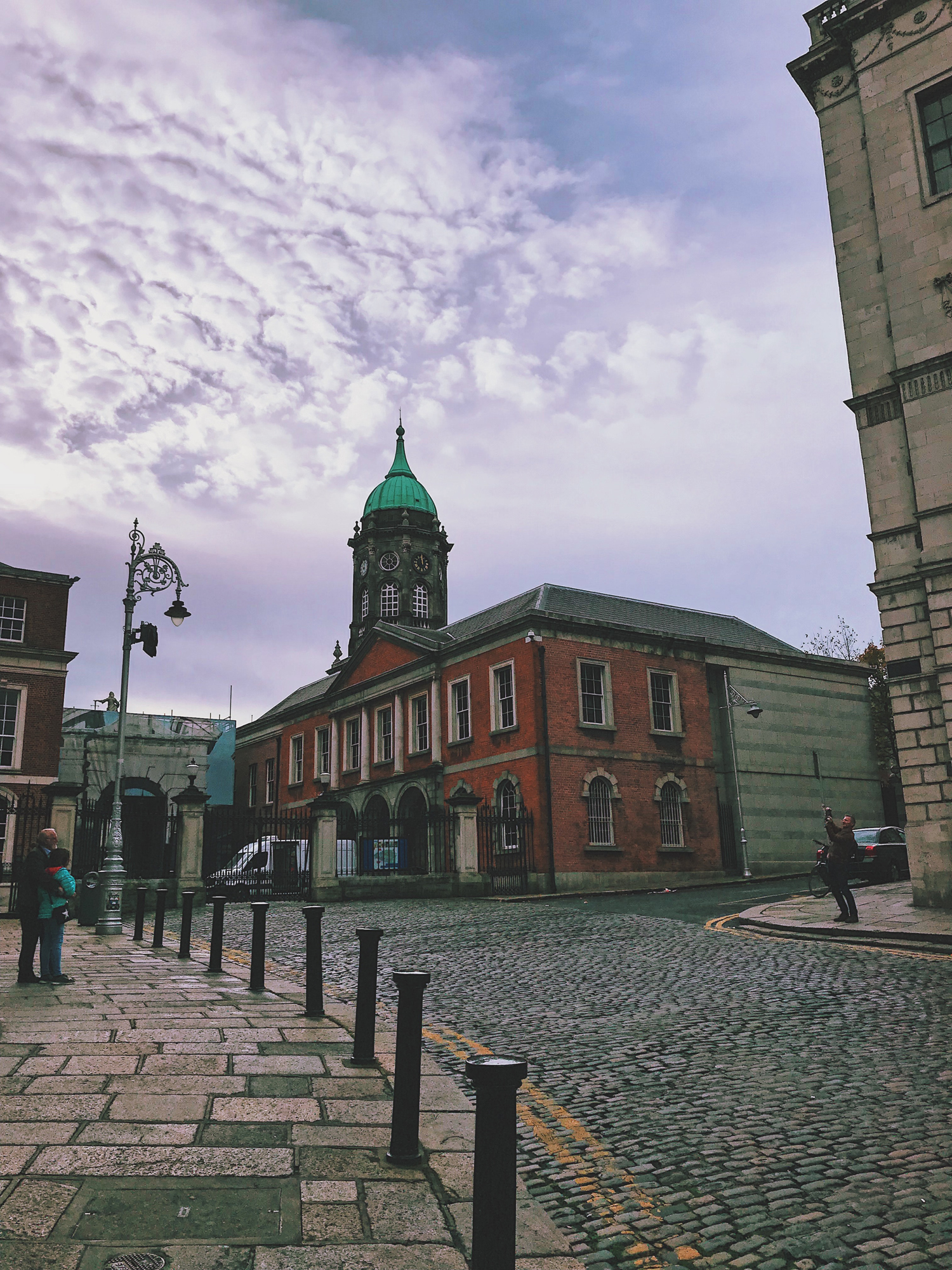 University College Cork building