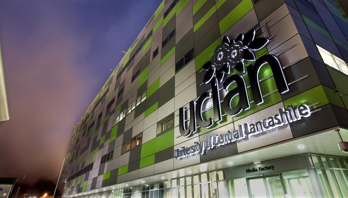 UCLan – University of Central Lancashire