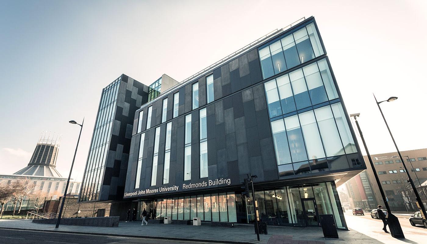Liverpool John Moores University - Redmonds Building