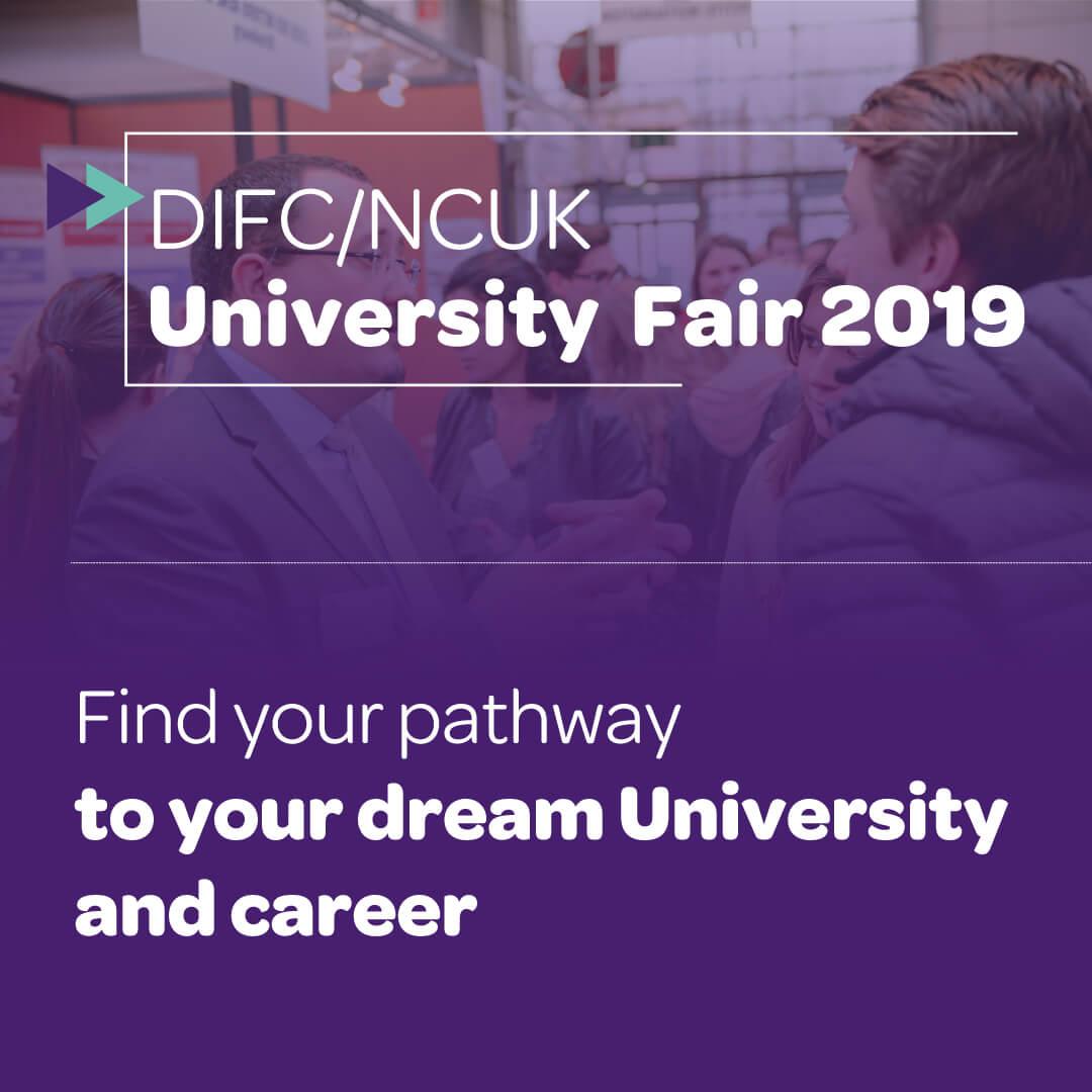 DIFC University fair 2019