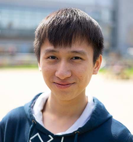 DIFC student Lil Win
