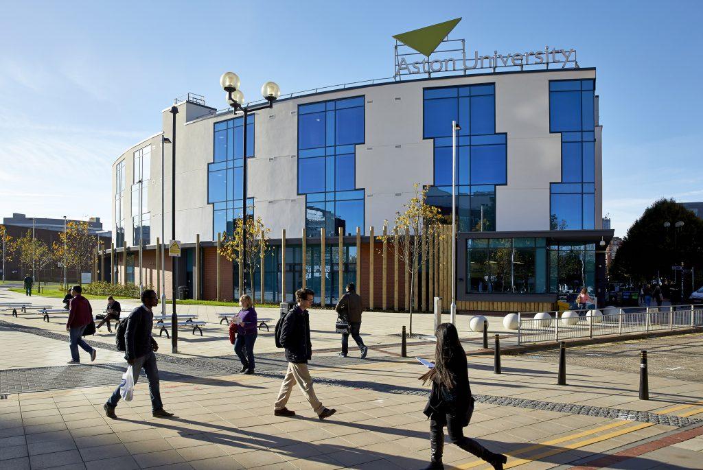 NCUK University - Aston University