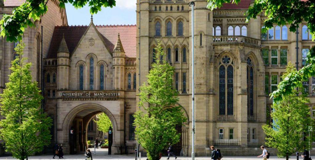 NCUK University - University of Manchester